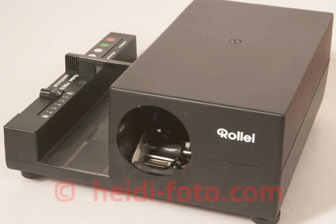 Rollei P66 S AF 6x6 Diaprojektor autofocus 250W Halogenlampe 110V/220V